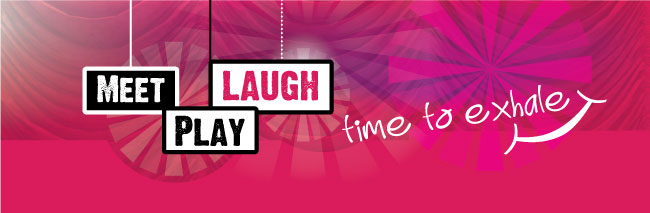 Meet Play Laugh - Time to exhale