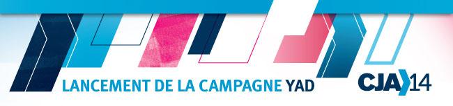 Lancement de la campagne YAD - CJA14