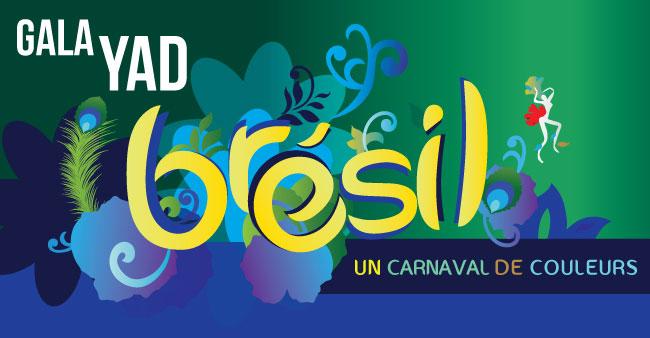 GALA YAD - Un carnaval de couleurs
