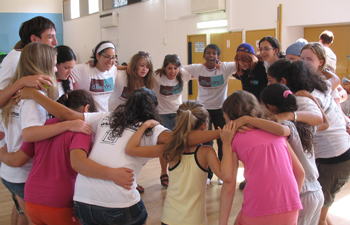 israel teen program