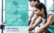 YAD Fit: Pedal for a Purpose