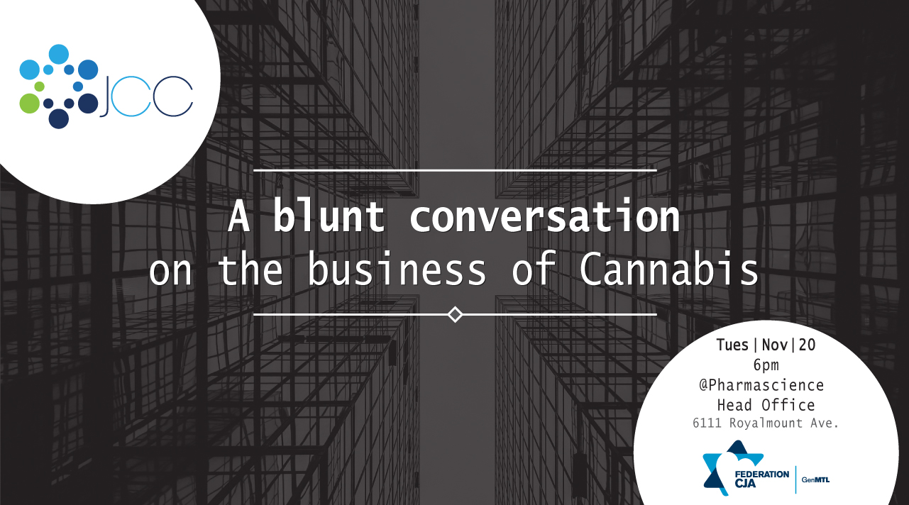 A Blunt Conversation On The Business Of Cannabis