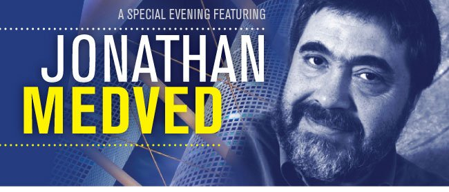 A special evening featuring Jonathan Medved