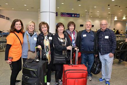 CJA Mission brings 900 to Israel