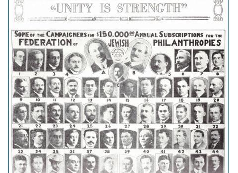 Celebrating 100 years of Federation CJA