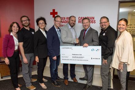Federation CJA's Quebec Flood Relief Fund Raises over $44,000