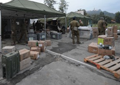 IDF Constructing Field Hospital in Nepal