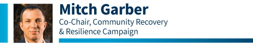 Mitch Garber, General Campaign Chair, 2020 Combined Jewish Appeal
